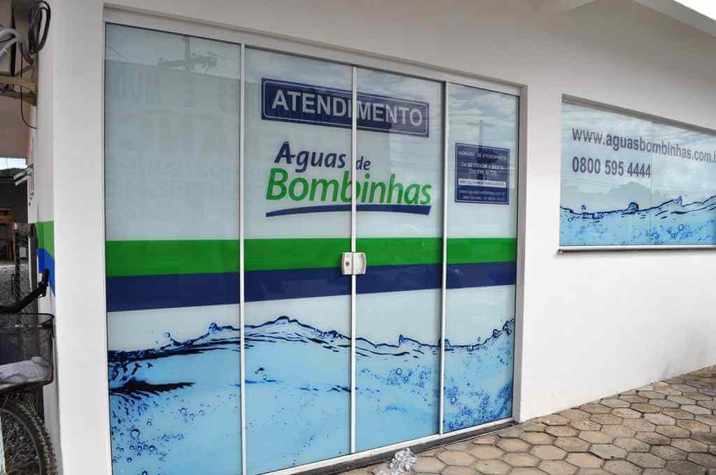 BOMBINHAS - Águas de Bombinhas atualiza cadastros de clientes