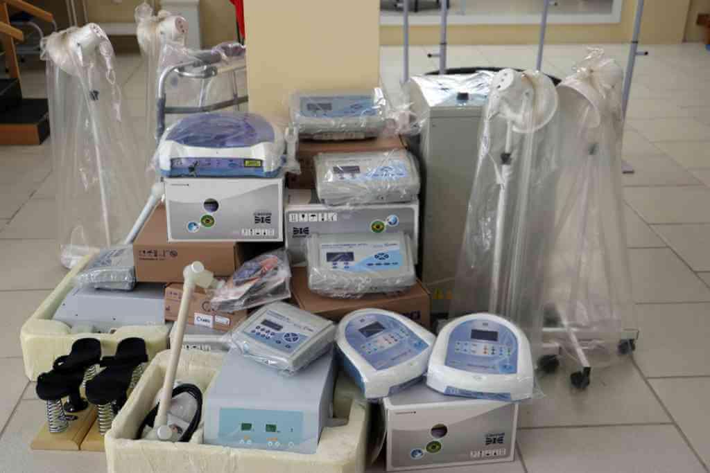 BOMBINHAS - Clínica de Fisioterapia de Bombinhas recebe equipamentos novos