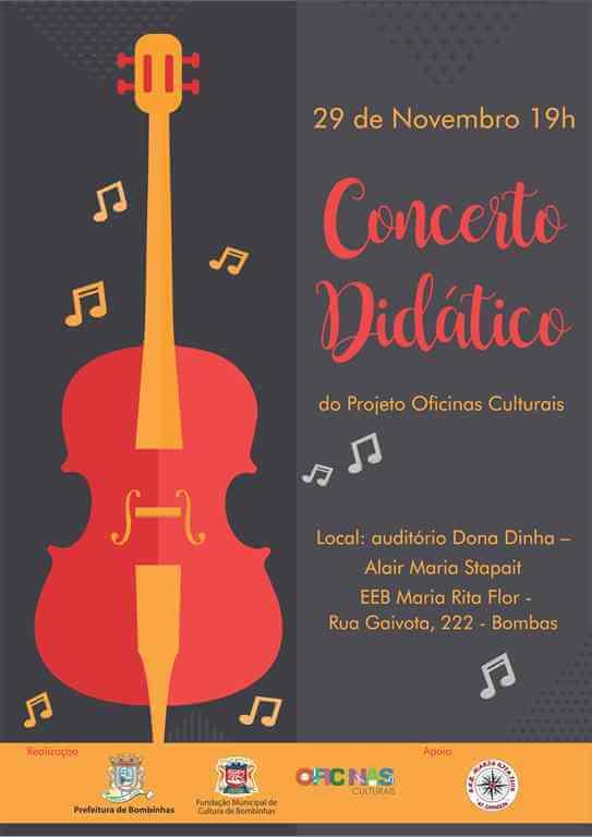 BOMBINHAS - Concerto Didático