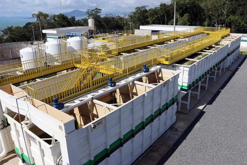 BOMBINHAS - Prefeitura de Bombinhas inaugura nova Estação de Tratamento de Água