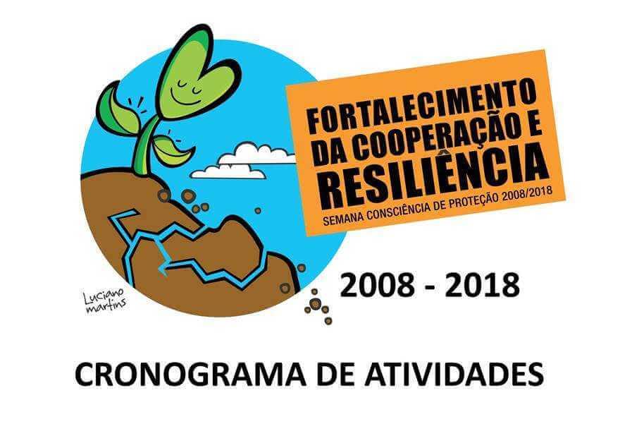 Cidades da AMFRI fazem mês de atividades focadas na prevenção e resiliência