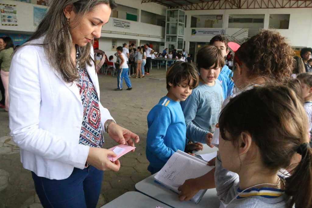 Projeto Itapemática é referência no ensino da matemática
