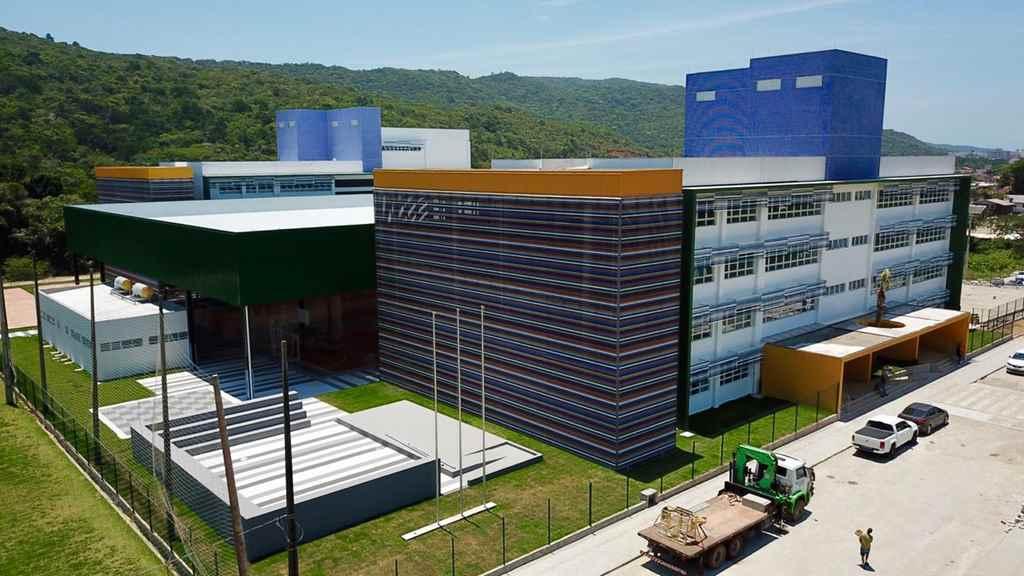 BOMBINHAS - Centro de Educação Integral inaugura dia 20