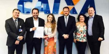 BOMBINHAS - Contrato com a Caixa garante novas pavimentações