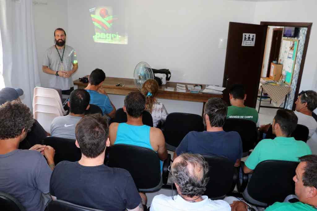 BOMBINHAS - Maricultores Bombinenses participam do ATeG - Foto: Manuel Caetano