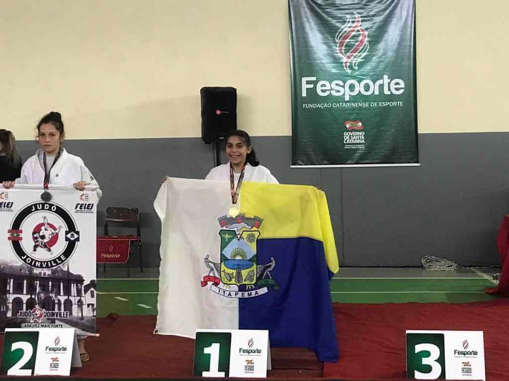 Itapema conquista medalha de ouro Olimpíada Estudantil Catarinense (Olesc)