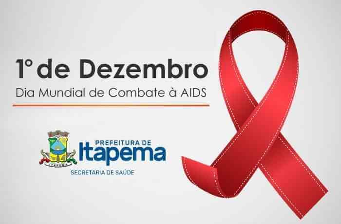 Saúde realizará ações em alusão ao dia Mundial da Luta contra AIDS