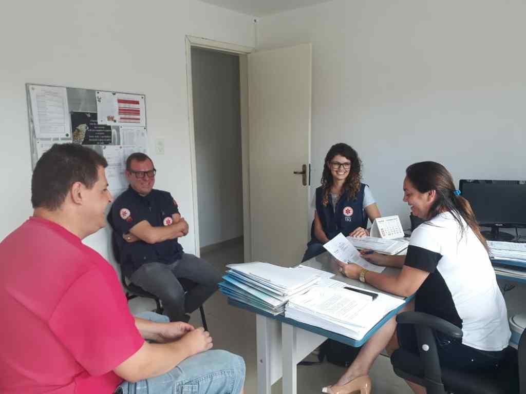 Assistência Social adere ao projeto Educa SAMU