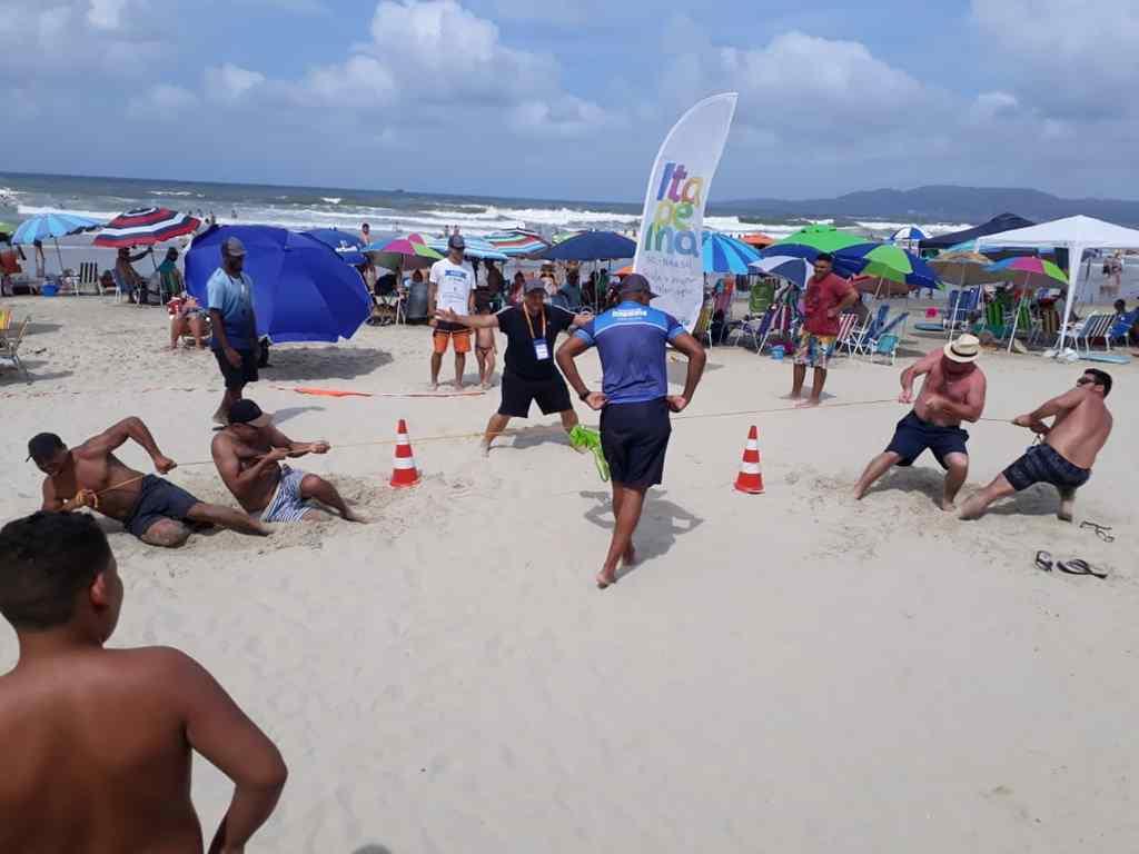 Atividades culturais e esportivas acontecem na Orla da Praia