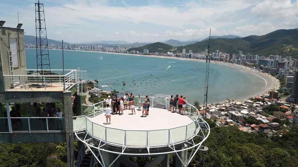 Itapema tem três pontos de informação ao turista