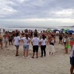 Orientação e atividades especiais marcam Dia de Saúde no Projeto Verão Itapema 2019