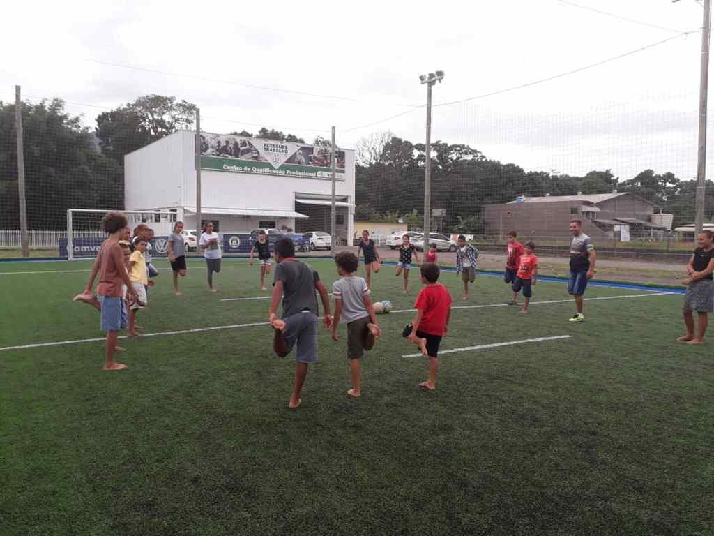 PORTO BELO - CRAS mantém atividades do Serviço de Convivência durante o verão em Porto Belo