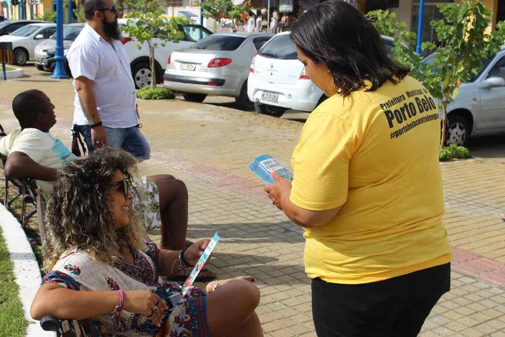 PORTO BELO – Porto Belo intensifica as ações contra a dengue