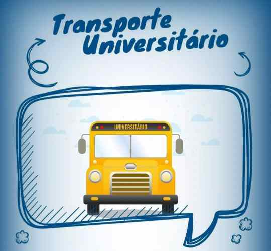 PORTO BELO – Porto Belo lança edital para uso do transporte universitário/técnico