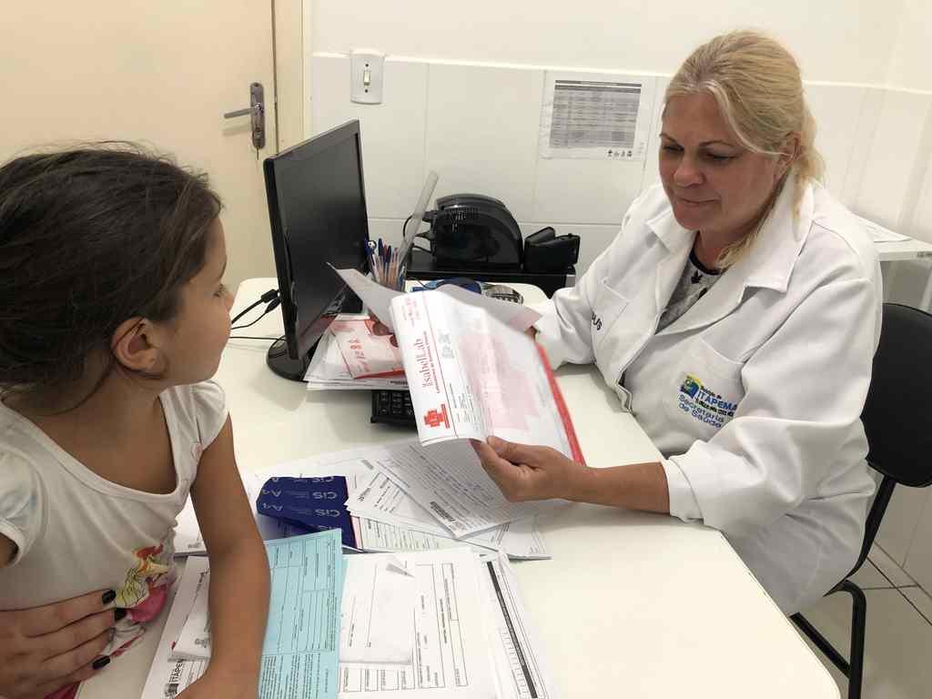 UBS do Morretes agora tem pediatra no horário estendido