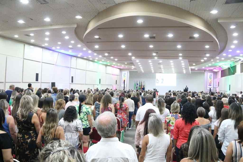 Ano letivo inicia para os professores da Rede Municipal de Itapema