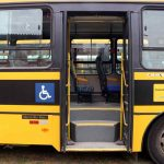 BOMBINHAS - Ano Letivo começa com ônibus escolares reformados - Foto: Manuel Caetano