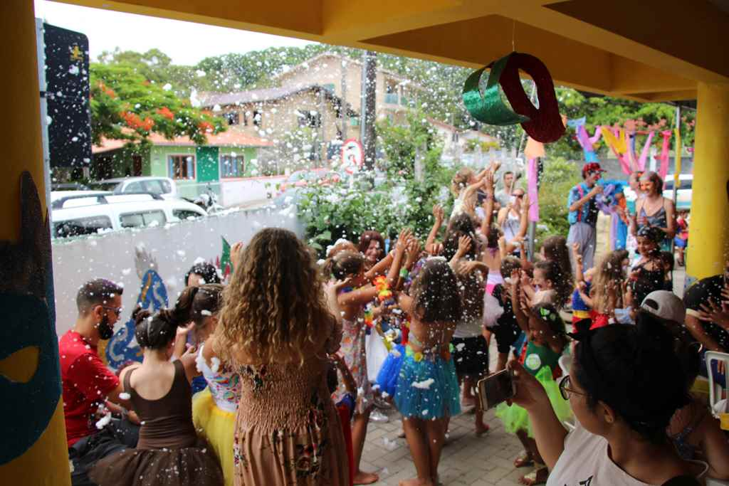 BOMBINHAS - Baile de Carnaval Infantil 2019 - Foto: Márcia Cristina Ferreira