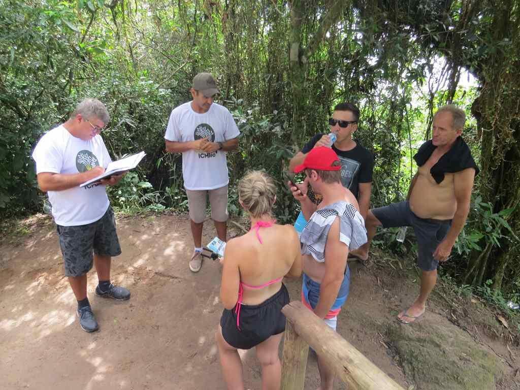 BOMBINHAS – Morro do Macaco recebe mais de 530 visitantes em um dia