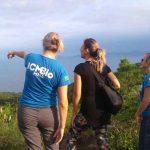 BOMBINHAS - Morro do Macaco recebe mais de 530 visitantes em um dia