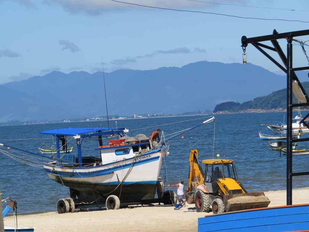 BOMBINHAS – Presidente de Colegiado da Pesca é de Bombinhas