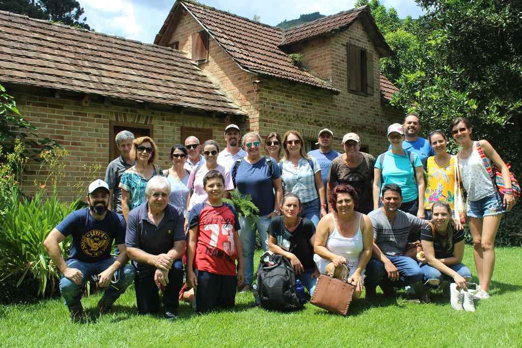 Empresários de Itapema participam de visita técnica em Anitápolis