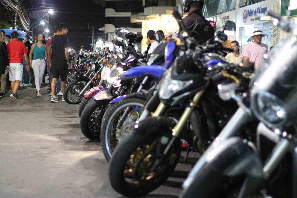 Encontro Nacional de Motociclistas movimenta Itapema