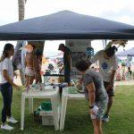 FAACI realiza ação da campanha da ONU Mares Limpos