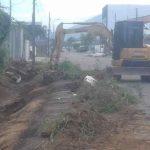 Força-tarefa de limpeza atende bairros em Itapema