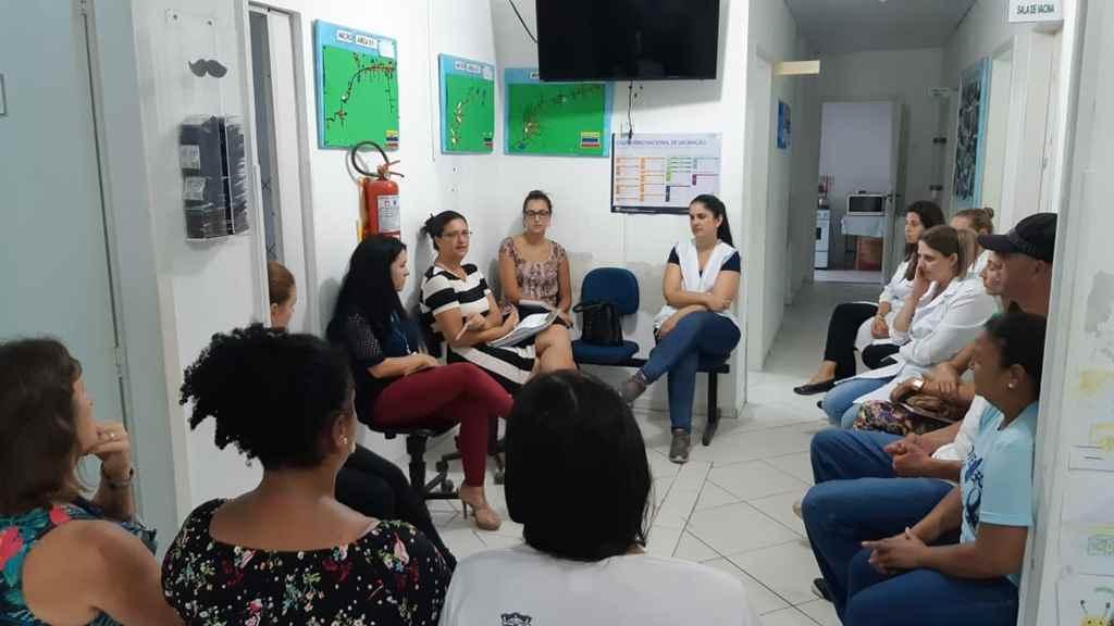 Pré-conferências da Saúde mobilizam as UBS em Itapema