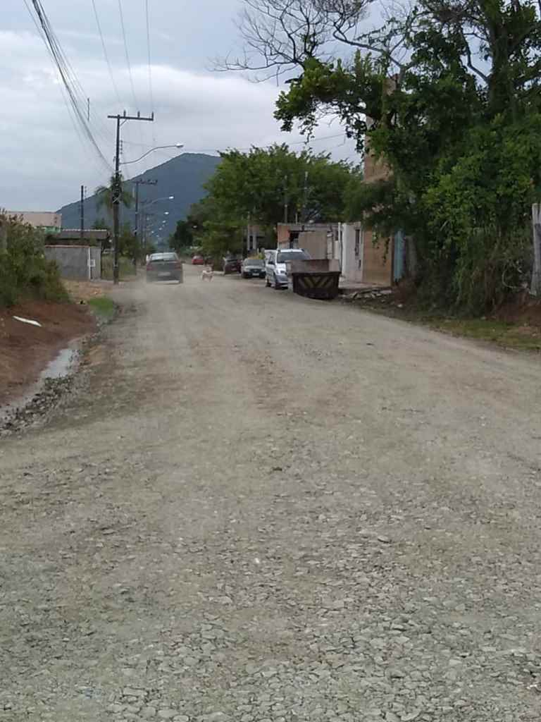 Ruas nos Bairros Morretes e Jardim Praiamar recebem melhorias