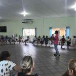 Assistência Social realiza palestra à equipe no Dia Internacional da Mulher