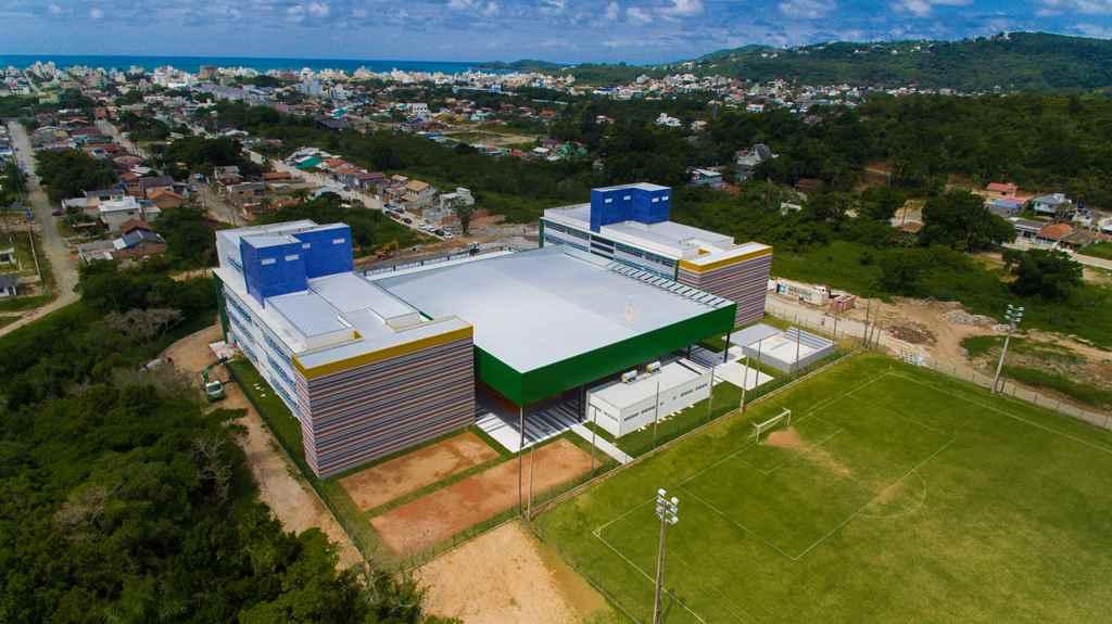 BOMBINHAS - Centro de Educação Integral abre as portas dia 6