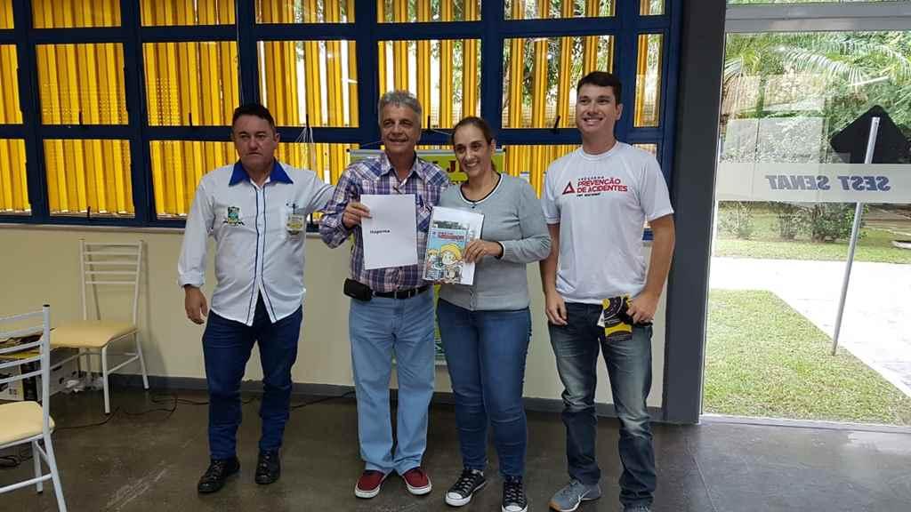 Equipe do Detrami participa de seminário