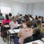 Merendeiras da Rede Municipal de Educação recebem capacitação