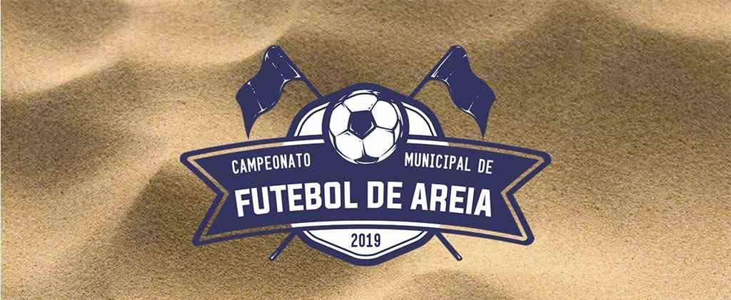 Nota – Campeonato Municipal de Futebol de Areia 2019