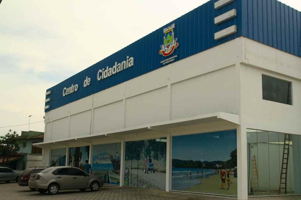 PORTO BELO - Departamentos públicos mudam de endereço em Porto Belo