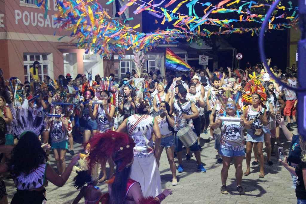 PORTO BELO - Porto Belo encerra Carnaval sem ocorrências policiais