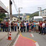 PORTO BELO - Porto Belo entrega revitalização da Hironido Conceição dos Santos