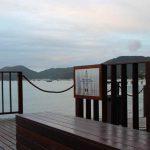 PORTO BELO - Porto Belo tem novo mirante na Praia do Centro