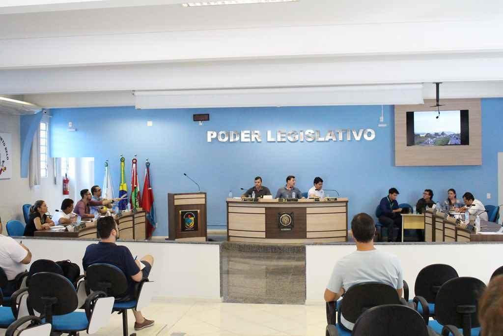 PORTO BELO – Reunião discute acesso ao bairro Sertão de Santa Luzia com Autopista