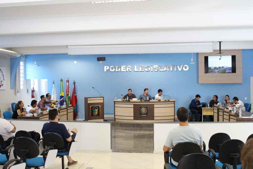 PORTO BELO - Reunião discute acesso ao bairro Sertão de Santa Luzia com Autopista
