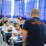 Programa Proteção e Defesa Civil na Escola inicia no Bairro Ilhota
