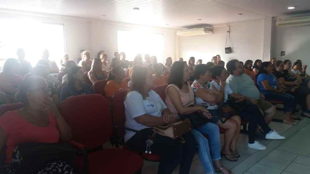 ACS recebem treinamento para atuar na força-tarefa contra a Dengue