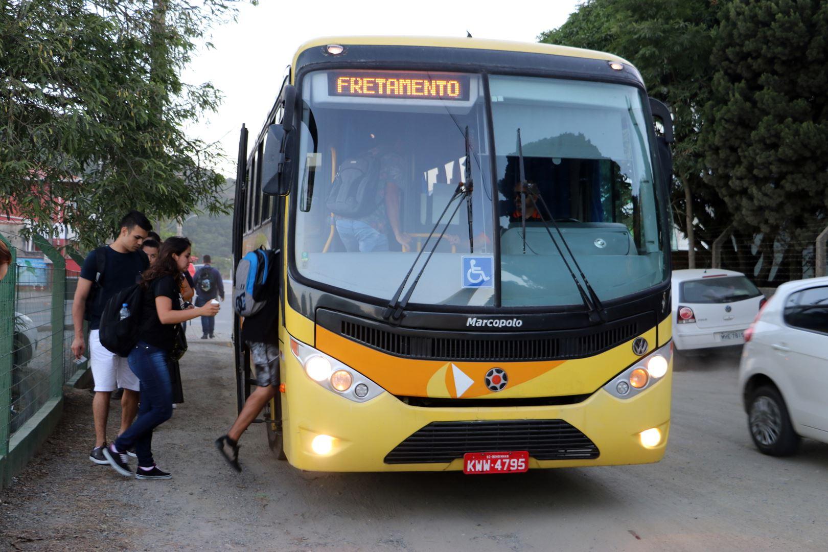 BOMBINHAS - Bombinhas lança novo Edital do Transporte Universitário