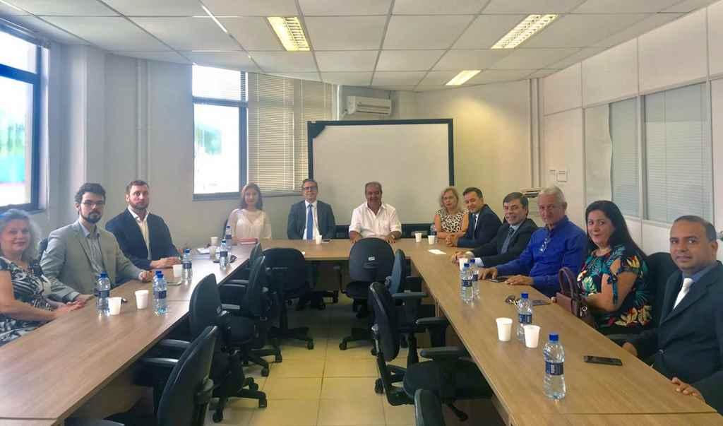 BOMBINHAS - PROCON Bombinhas participa de Reunião com Secretário Nacional