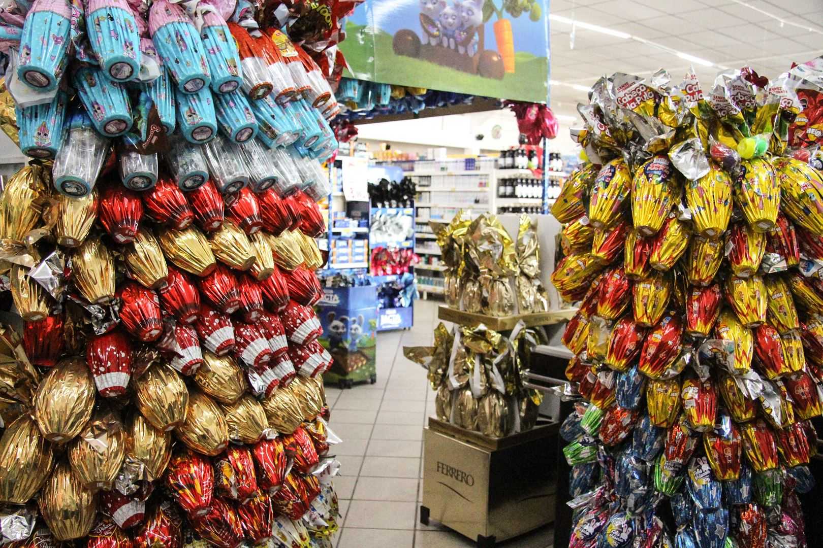BOMBINHAS - PROCON Bombinhas realiza pesquisa de preços para a Páscoa