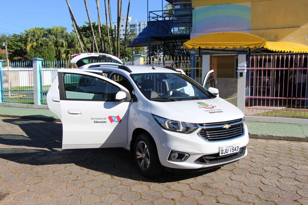 PORTO BELO – Novo veículo para a educação de Porto Belo
