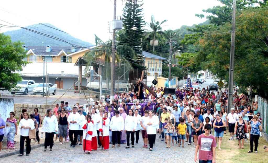 PORTO BELO – Porto Belo realiza festa de Senhor dos Passos