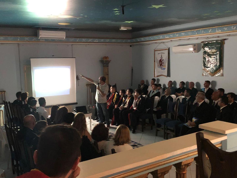 Representantes do Governo Municipal participam de sessão pública em homenagem aos 57 anos de Itapema